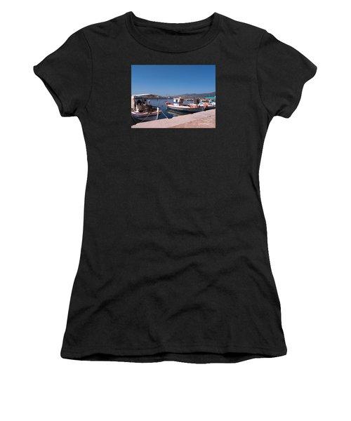 Skala Kalloni Lesvos Women's T-Shirt