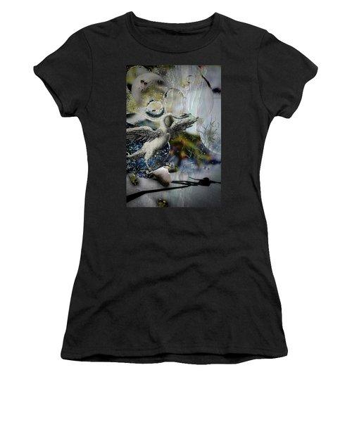 Skateboard Fantasy Women's T-Shirt