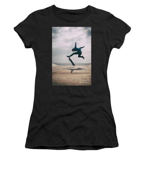 Skater Boy 003 Women's T-Shirt