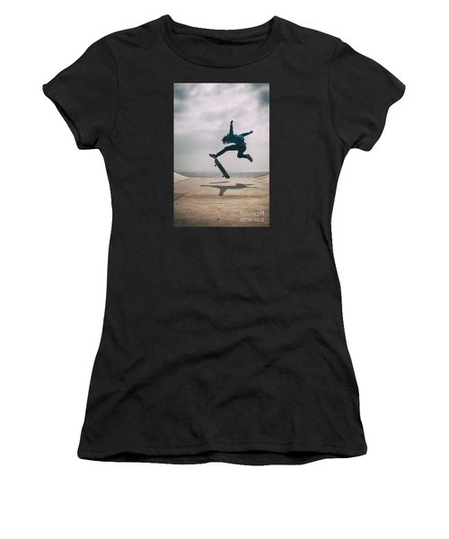 Skater Boy 003 Women's T-Shirt