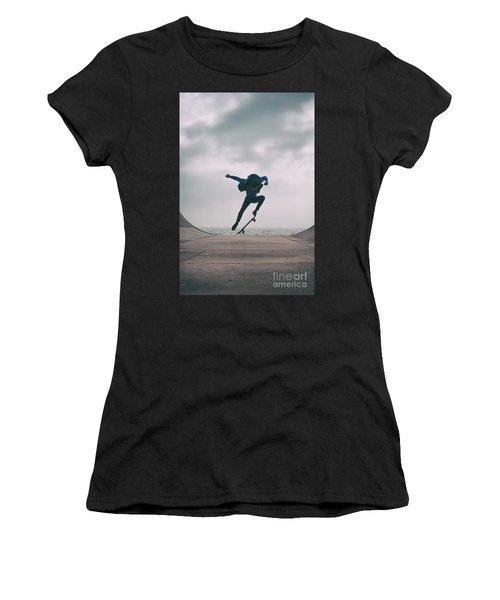 Skater Boy 004 Women's T-Shirt