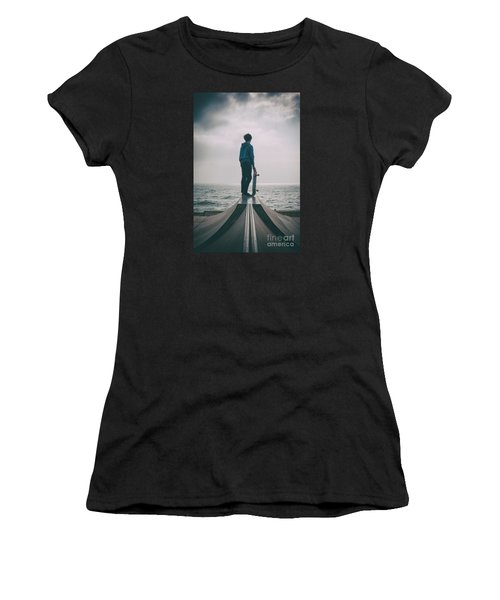 Skater Boy 005 Women's T-Shirt