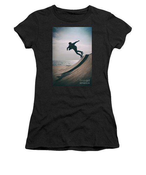 Skater Boy 007 Women's T-Shirt