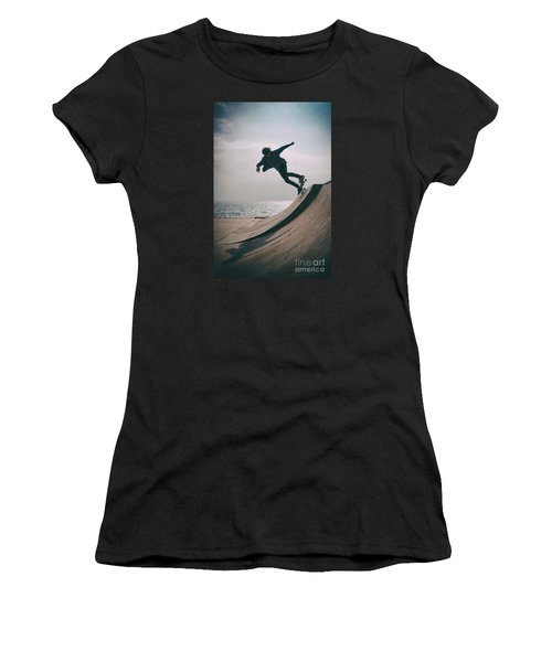 Skater Boy 007 Women's T-Shirt
