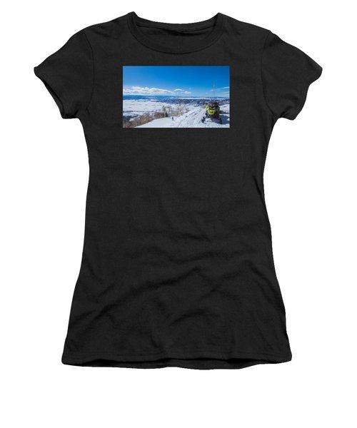 Ski Patrol Women's T-Shirt