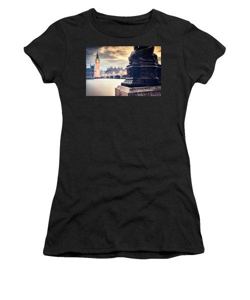 Skies Over London Women's T-Shirt