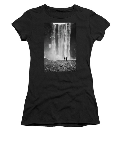 Skogafoss Women's T-Shirt