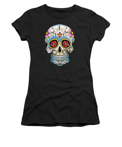 Skull 10 Women's T-Shirt