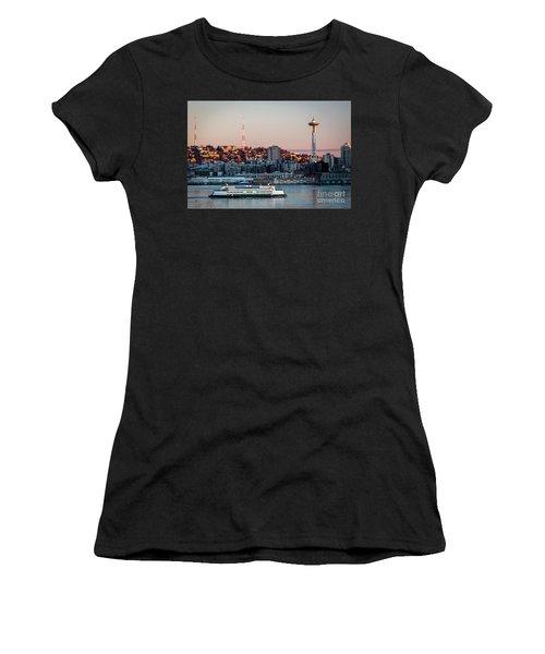 Space Needle.seattle,washington Women's T-Shirt