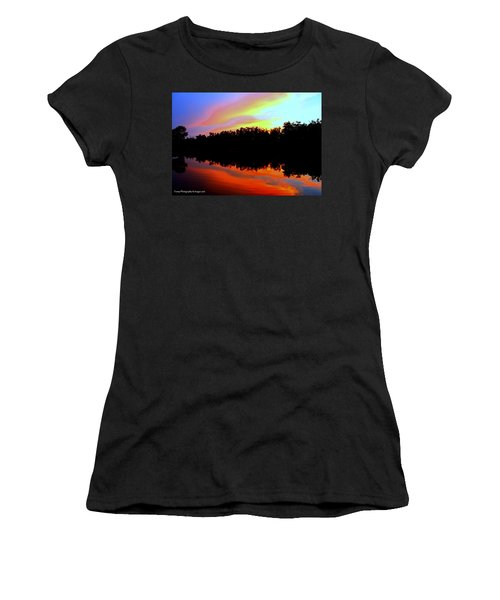 Sky Painting Women's T-Shirt