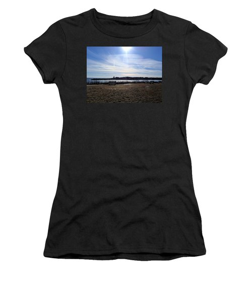 Sky Show Women's T-Shirt (Athletic Fit)