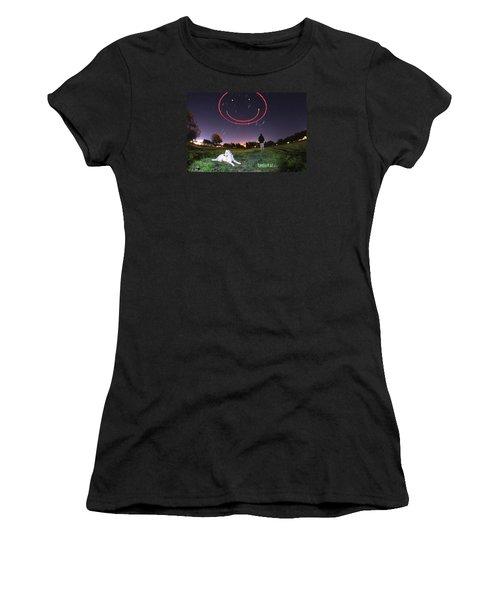 Sky Smile Women's T-Shirt