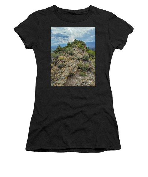 Skyline Ridge Women's T-Shirt (Athletic Fit)