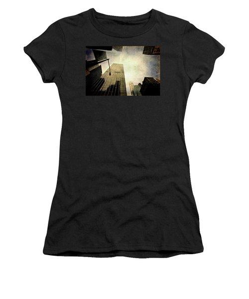 Skyscrapers Women's T-Shirt