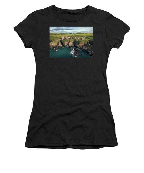 Slains Castle Women's T-Shirt
