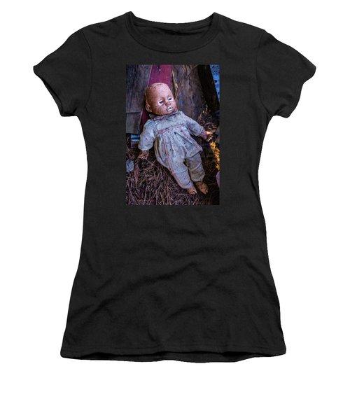 Sleeping Doll Women's T-Shirt