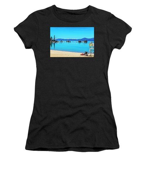 Sleepy Lifeguard Women's T-Shirt