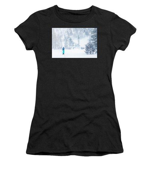 Slopes Women's T-Shirt