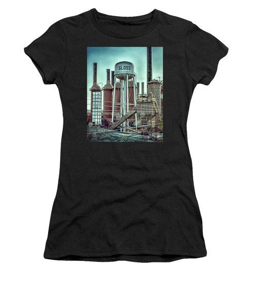 Sloss Furnaces Tower 3 Women's T-Shirt