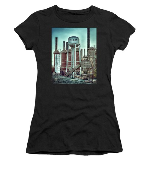 Sloss Furnaces Tower 3 Women's T-Shirt