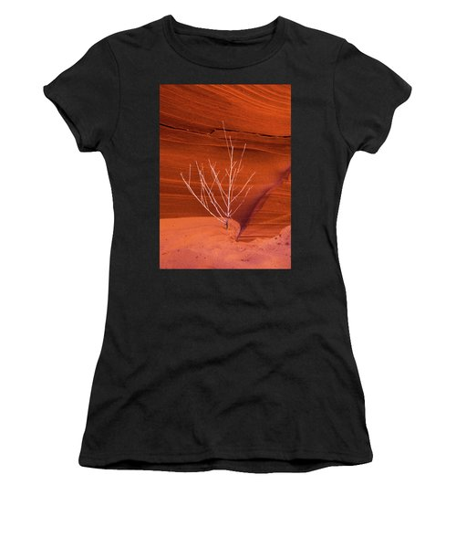 Slot Canyon Sentinel Women's T-Shirt