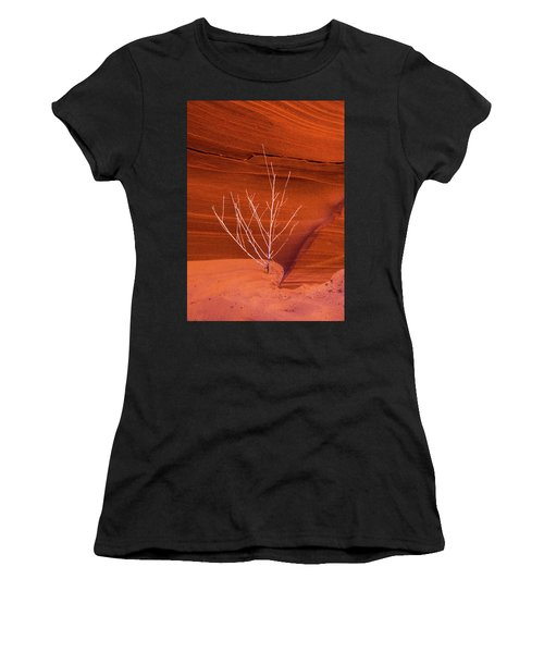 Slot Canyon Sentinel Women's T-Shirt