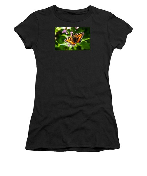 Small Tortoiseshell Women's T-Shirt (Athletic Fit)