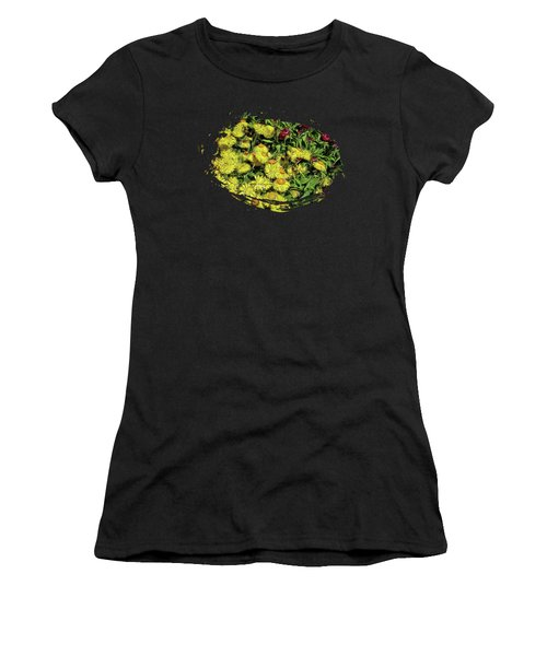 Smiling Daisies Women's T-Shirt