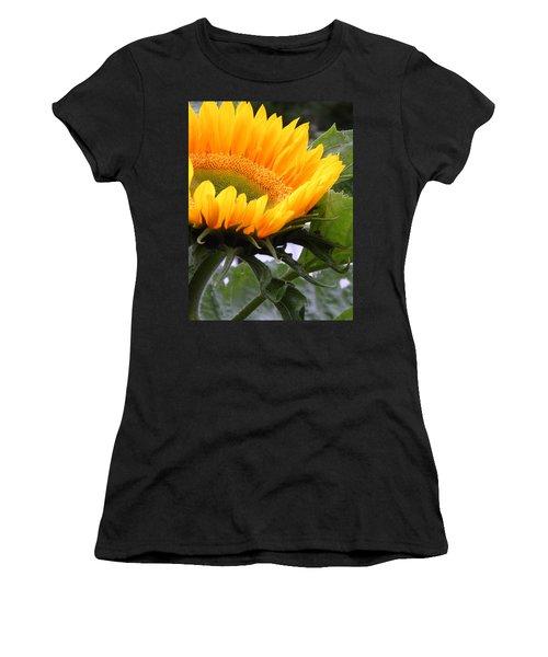 Smiling Flower Women's T-Shirt