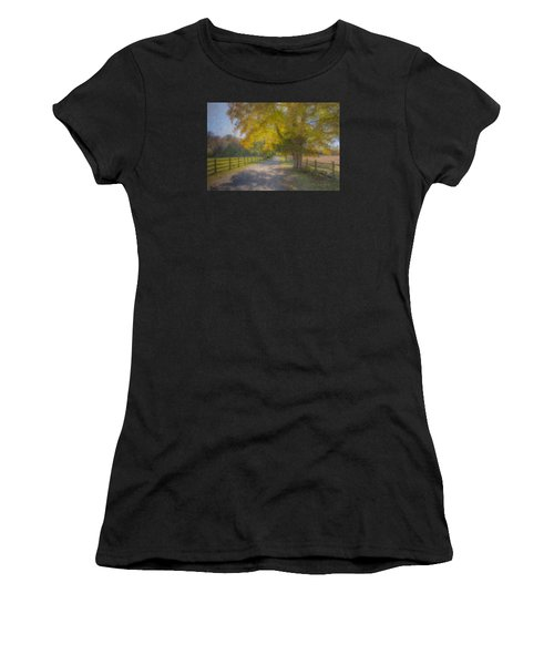 Smith Farm October Glory Women's T-Shirt (Athletic Fit)