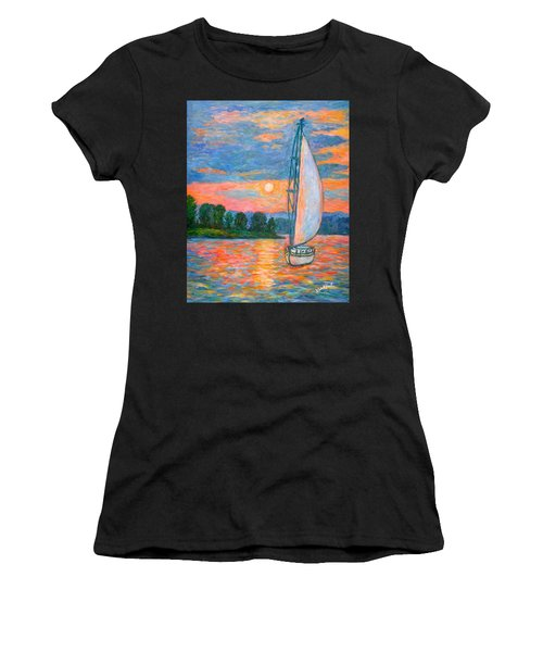 Smith Mountain Lake Women's T-Shirt