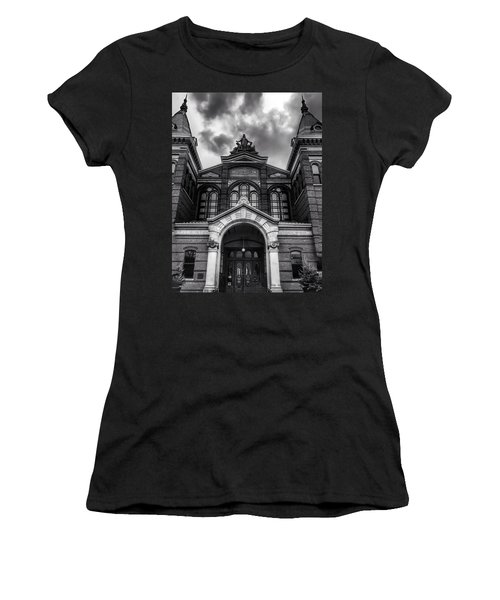 Smithsonian Arts And Industries Building Women's T-Shirt
