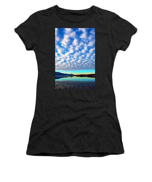 Sml Sunrise Women's T-Shirt (Athletic Fit)