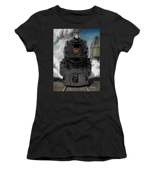 Smoke And Steam Women's T-Shirt