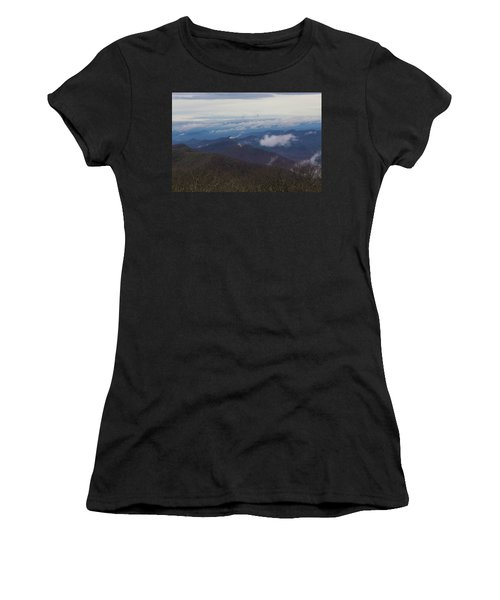 Smokey Mountains 5 Women's T-Shirt (Athletic Fit)