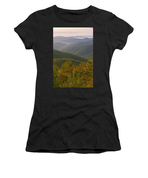 Smokey Mountains Women's T-Shirt
