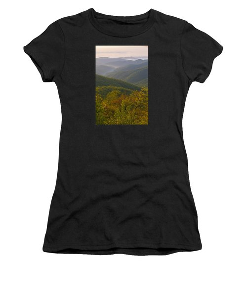 Smokey Mountains Women's T-Shirt