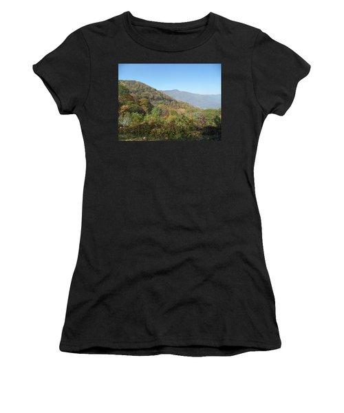 Smokies 11 Women's T-Shirt (Athletic Fit)