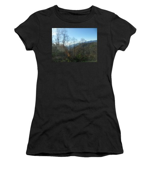Smokies 15 Women's T-Shirt (Athletic Fit)