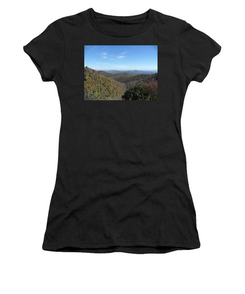 Smokies 6 Women's T-Shirt (Athletic Fit)