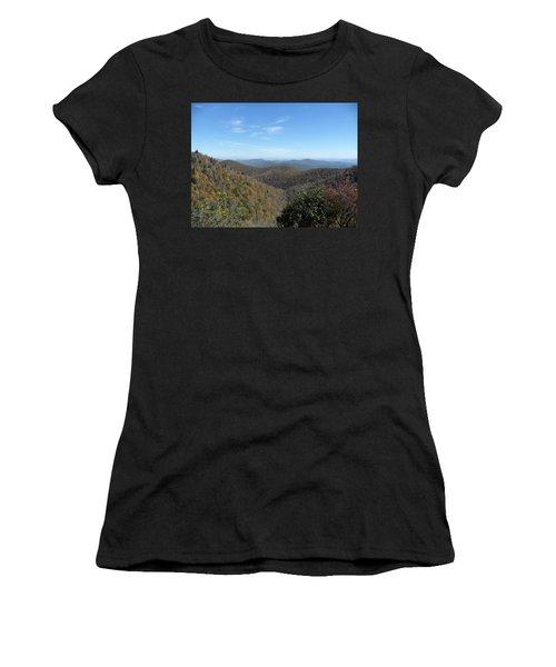 Smokies 6 Women's T-Shirt (Athletic Fit)