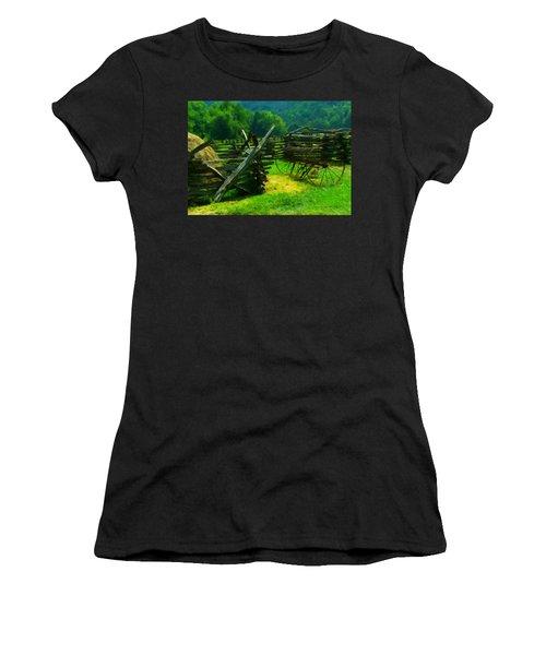 Smoky Mountain Farm 1900s Women's T-Shirt