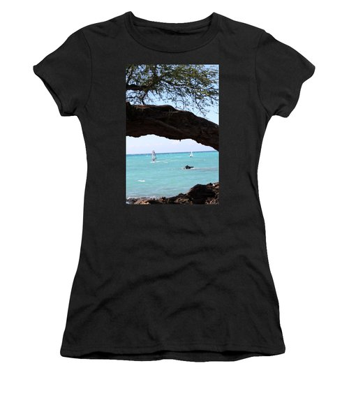 Smooth Sailing Women's T-Shirt (Athletic Fit)
