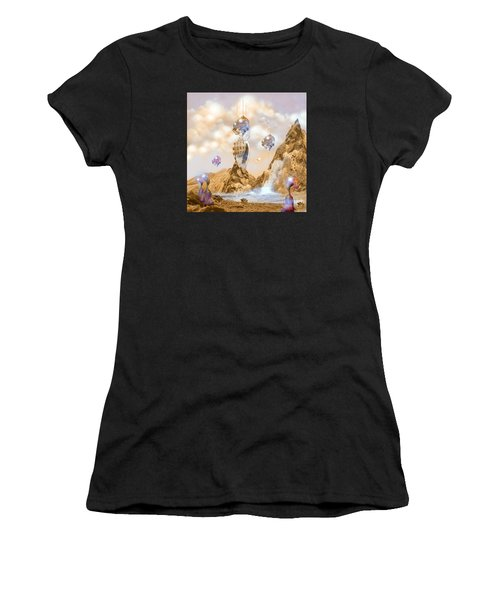 Snail Shell City Women's T-Shirt
