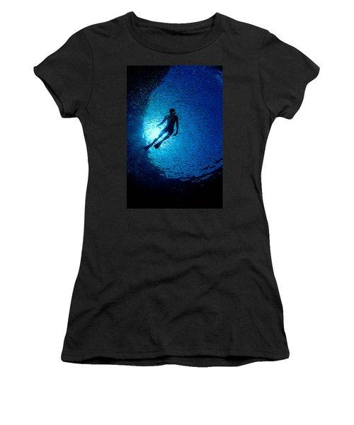Snorkeler Women's T-Shirt