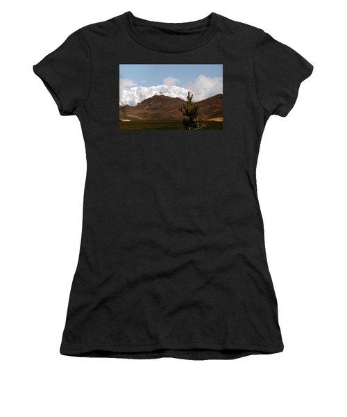 Snow Capped Women's T-Shirt