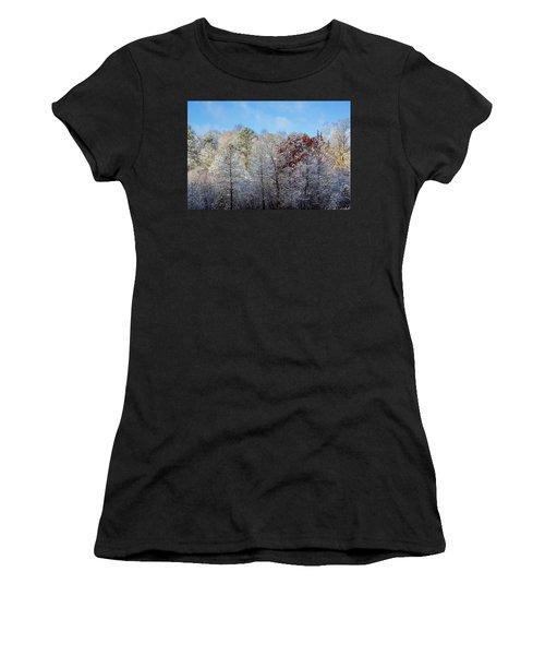 Snow Dust Women's T-Shirt