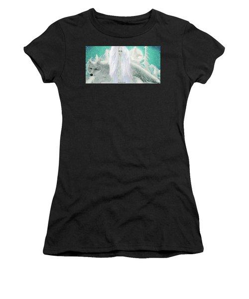 Snow Fairy Women's T-Shirt
