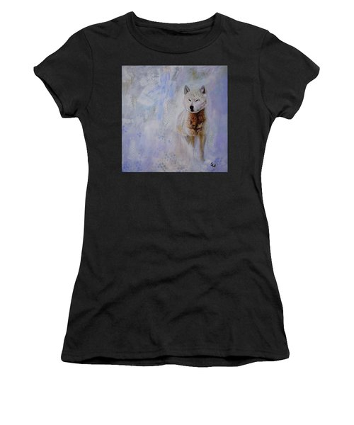 Snow Fox Women's T-Shirt
