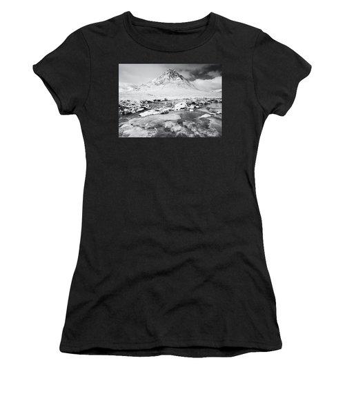 Snow In Glencoe Women's T-Shirt